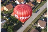 Balónování v Táboře - září 2008