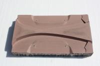Forma z umělého dřeva