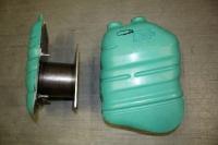 Přípravky pro lisování označení van motorů WV